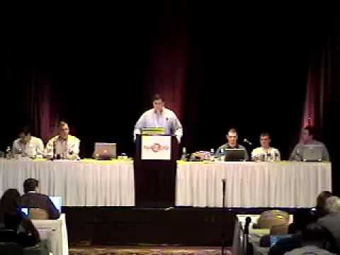 IPv6 Panel: Time for the Transition or Just More GOSIP?