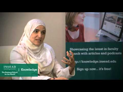 Dalia Mogahed Of The Gallup Center For Muslim Stu On Changes In The Arab World