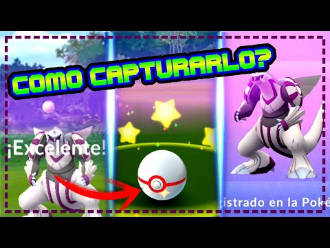 🔥 COMO CAPTURAR A PALKIA? - Pokemon GO thumbnail