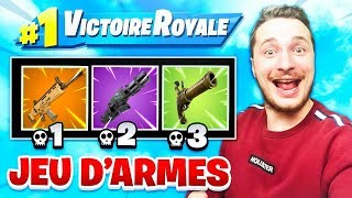 THE NEW FORTNITE ARME GAME is GENIAL!