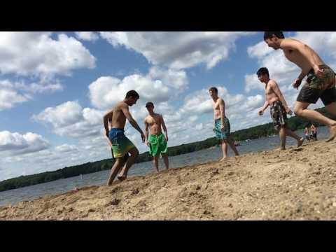 Tspin vs Baraka || Loser's Pity Battle || Adam's Beach Day ||