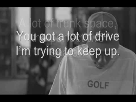 Tyler, The Creator ft. Frank Ocean - Bimmer (Lyrics)