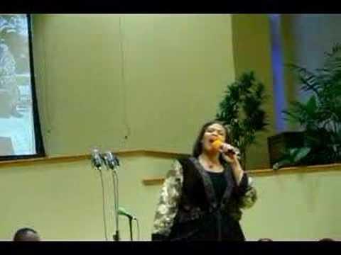 "Cincinnati Opera - Adrienne Danrich ""We Shall Behold Him"""