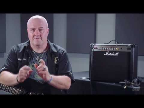 Marshall MG Series MG30CFX 30W 1x10 Guitar Combo Amp Carbon Fiber
