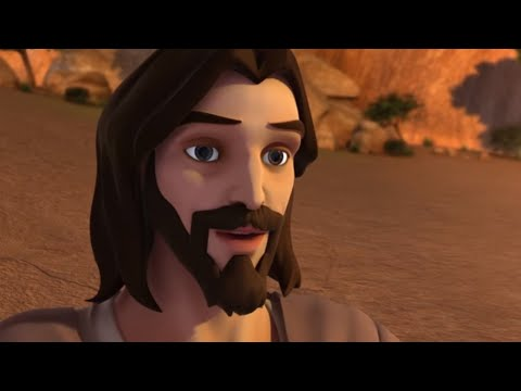 Superbook - Miracles Of Jesus - Season 1 Episode 9 - Full Episode (Official HD Version)