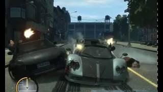 GTA 4 super cars Прохождение - Часть # 11