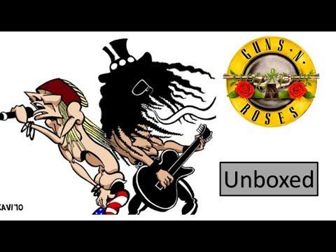 Guns 'n' Roses: 'Appetite For Destruction' – 2CD Deluxe Edition – Unboxed