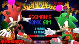 Sonic Colors Game Zone (2-Players) w/ bryNson421