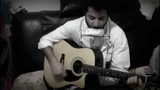 where do you go to my lovely - Peter Sarstedt Cover  Harmonica