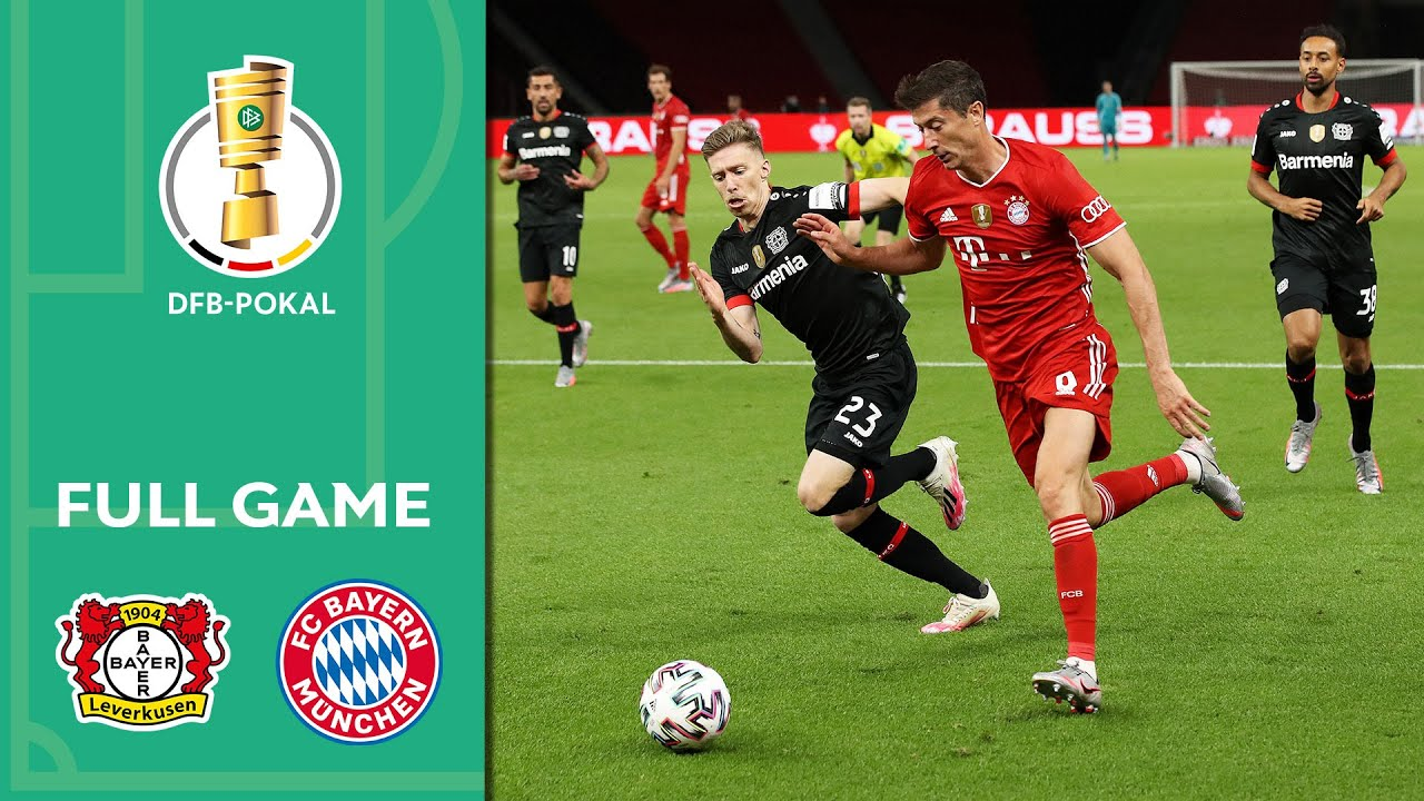 Bayer 04 Leverkusen vs. FC Bayern Munich 2-4 | Full Game | DFB-Pokal 2019/20 | Final