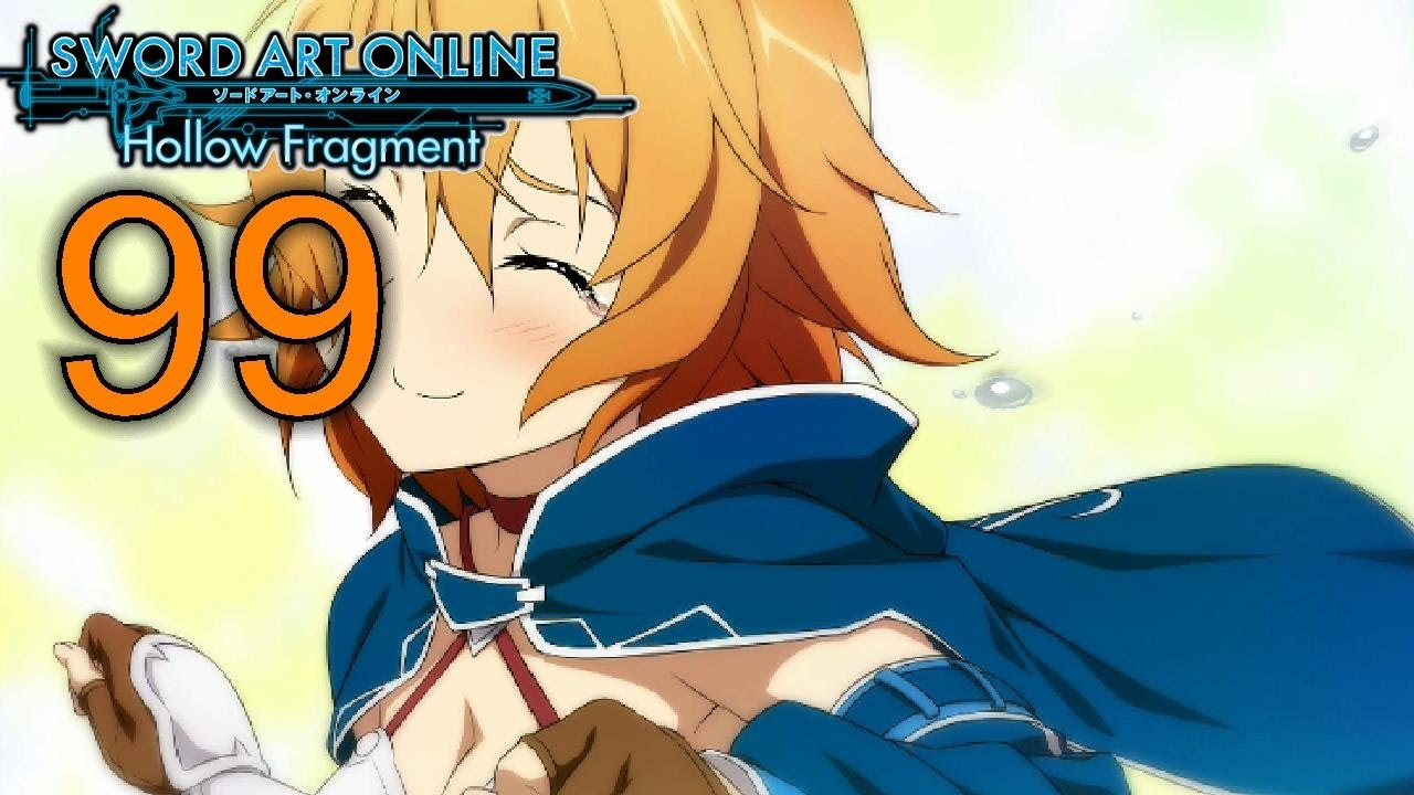 Sword Art Online Re : Hollow Fragment Lets Play #04