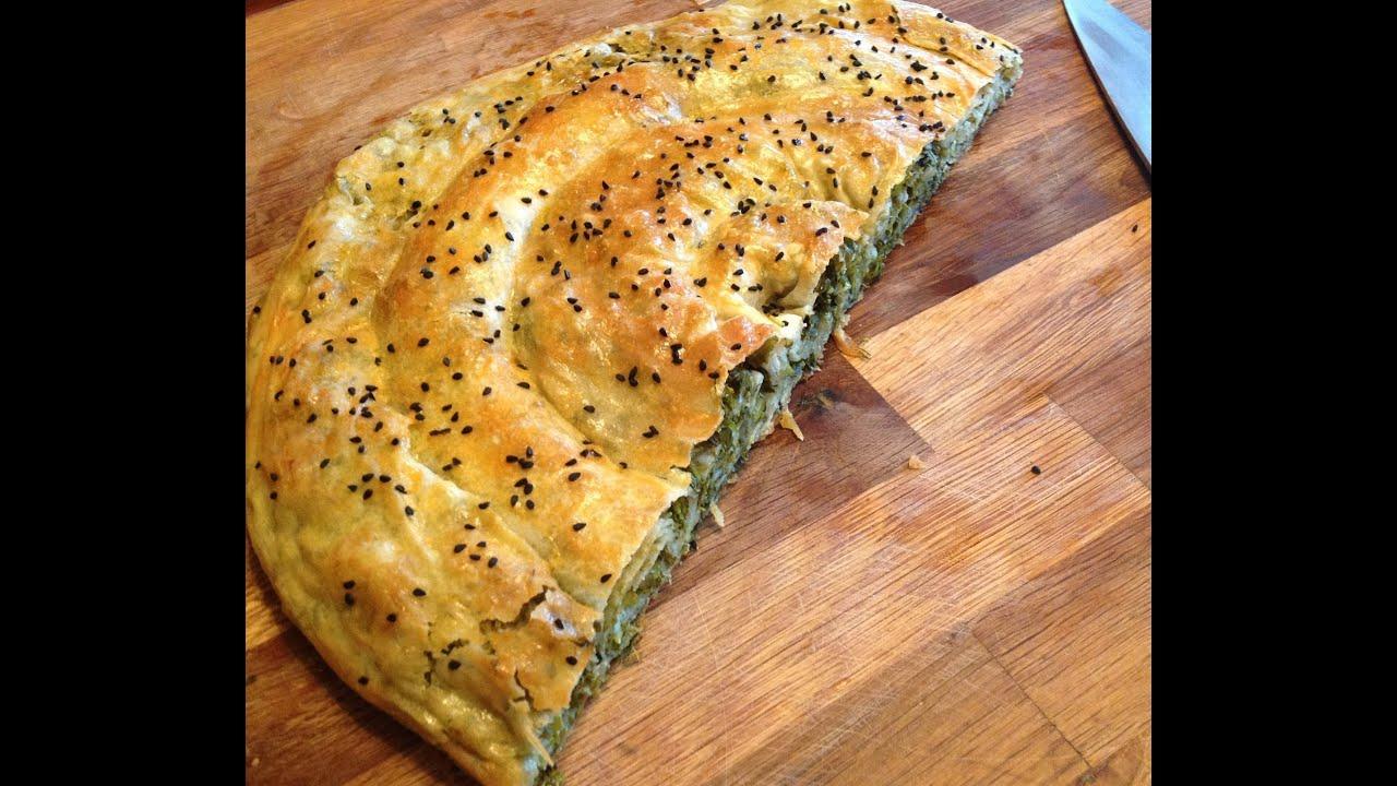 как приготовить борек в турецкой кухне
