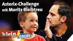 Asterix-Zitate erkennen: Silas treibt Moritz Bleibtreu zur Verzweiflung | Klein gegen Groß