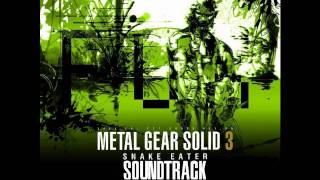 Metal Gear Solid 3 - Soundtrack - Fortress Sneaking