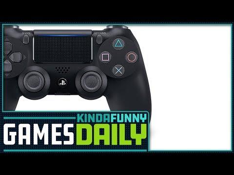 Sony Stock Soars - KInda Funny Games Daily 07.13.18