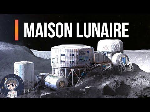 LUNE: L'Europe dévoile son futur village Lunaire ! - Le Journal de l'Espace #89 - Actualité spatiale