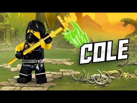 Pr sentation ninjago saison 4 youtube - Lego ninjago nouvelle saison ...