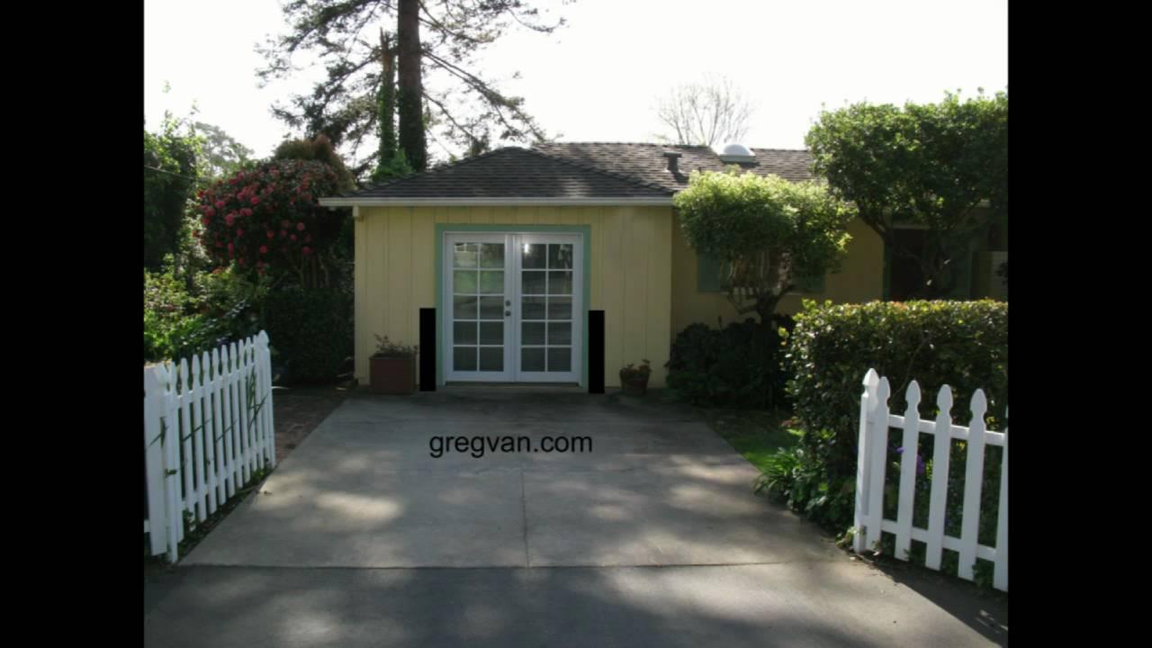 Driveway And Garage Conversion Posts