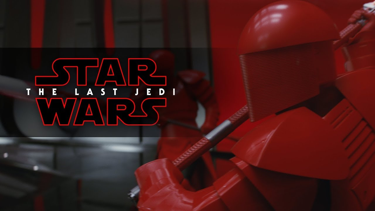 Star Wars: The Last Jedi | Praetorian Guard Fight - Rey and Kylo Ren face off against Supreme Leader Snoke's Praetorian Guard in this clip from Star Wars: The Last Jedi.