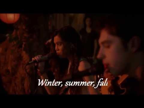 The fosters - Outlaws by David Lambert - lyrics