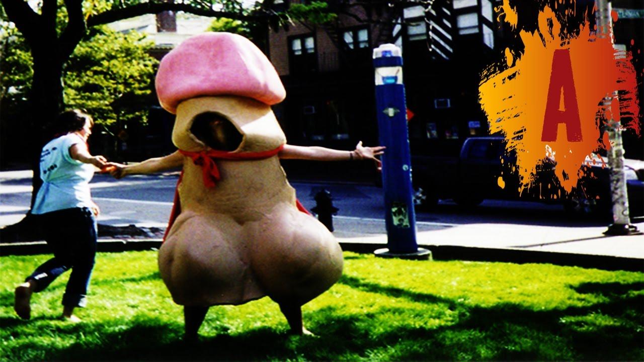 10 weirdest college mascots youtube