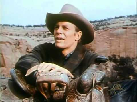 Fort Defiance Western (1951) Dane Clark, Ben Johnson & Peter Graves