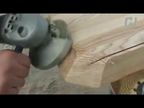 Шлифовальный победитовый круг для обработки древесины - YouTube