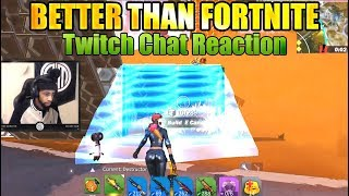 *NEW BR GAME BETTER THAN FORTNITE? /w Twitch Chat Reaction| Daequan Plays Fake Fortnite