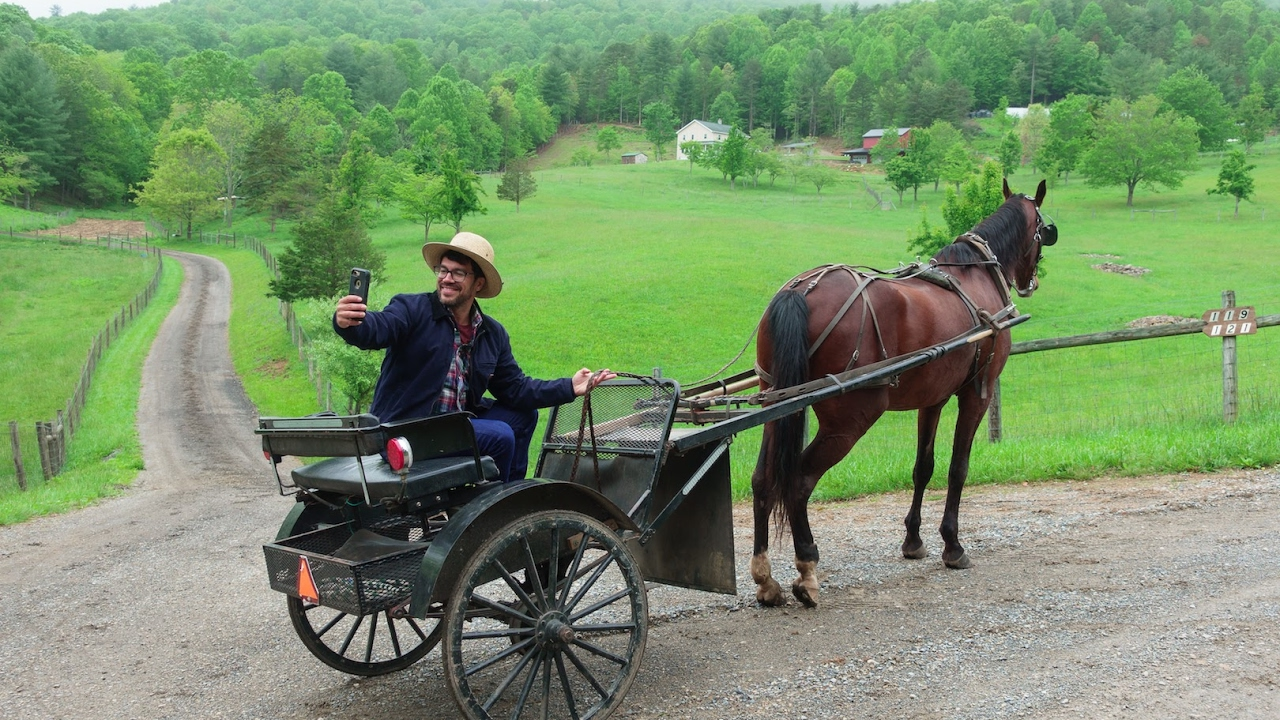 an overview of the amish life Amish: out of order april 10, 2012 amish: out of order facts life-long friends and family members are also required to shun the wayward individual.
