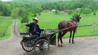 A Visit To The Amish