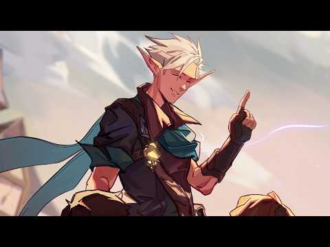 TRUYỆN TRANH | Chiếc đèn tinh linh của Eland'orr - Garena Liên Quân Mobile
