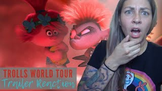 Trolls World Tour Official Trailer Reaction and Review!