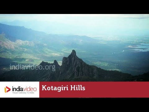 Kotagiri Hill Station in Tamilnadu