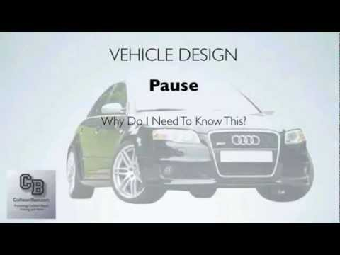 Vehicle Design Basics - Learn How Cars Are Designed For Safety During An Accident
