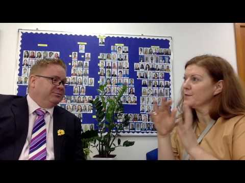 SchoolsDXB Interview with Uptown School Principal, Mr Chris Bromham