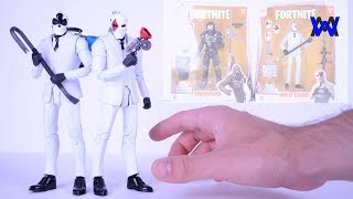 Mcfarlane Fortnite Wildcard Toy Review!! + 100 Subs Figura Sorteo!