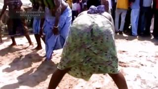 Village Twerk Teach Me How To Dougie in Africa