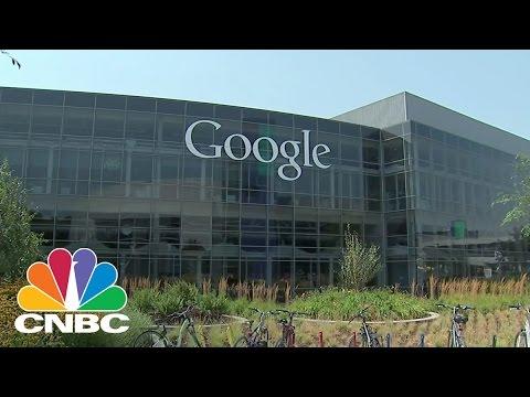Apple And Google Ink Cloud Deal   Tech Bet   CNBC