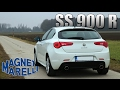 LOUD! My ?? Giulietta 1.4 Turbo (200hp) Acceleration, NEW Exhaust SOUND ?