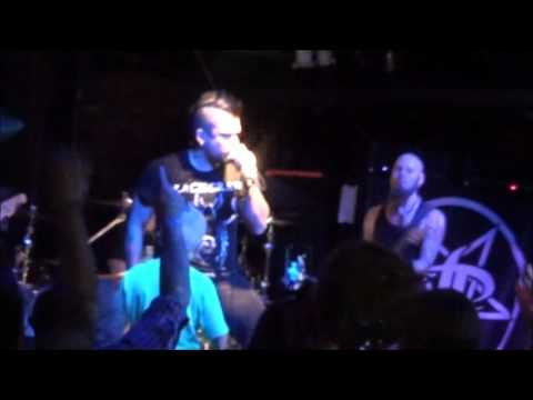 "Drowning Pool - ""Bodies"" - Live at Spicoil's - Waterloo, IA  2/16/16"
