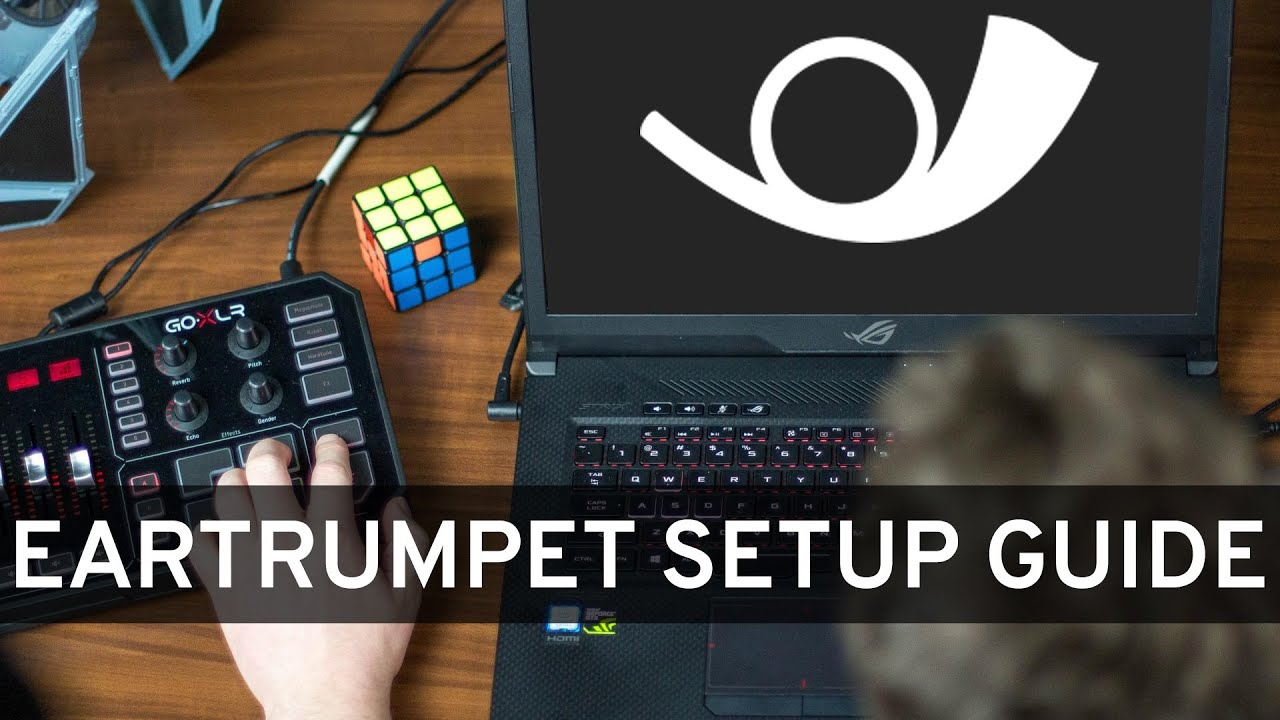 GoXLR How To Series: Using EarTrumpet for Stickier Audio Assignments