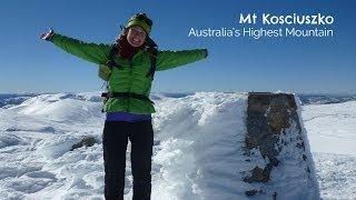 Mt Kosciuszko - Australia