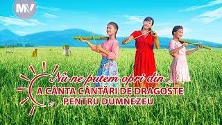 """Cântec de laudă și închinare 2020 """"Nu ne putem opri din a cânta cântări de dragoste pentru Dumnezeu"""" MV"""