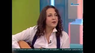 �������� ���� Марина Капуро в эфире телеканала