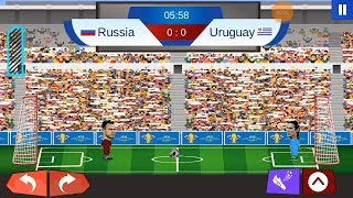 Russ World Cup 2018 Game All National Teams Android Gameplay