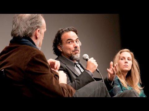 The Revenant Q&A   Alejandro G. Iñárritu