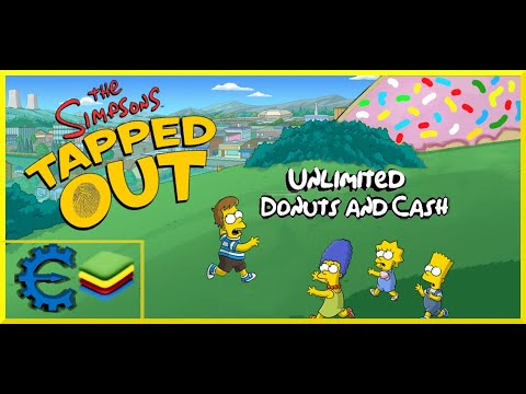 Cheat Engine: Simpsons Tapped Out