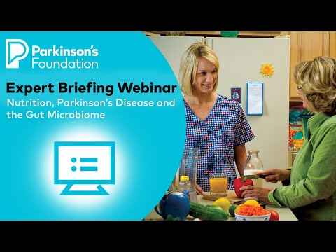 Expert Briefing Webinar: Nutrition and Parkinson's Disease
