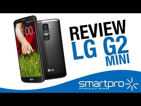 LG G2 Mini, Completo análisis en Smartpro