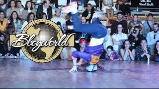 Law & Alessandrina VS Vanessa & Maxime | FINAL | B-GIRL | PORTO WORLD BATTLE 2017
